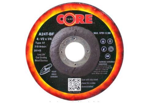 grinding wheel detalt