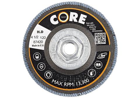 5/8-11 HUB FLAP DISC