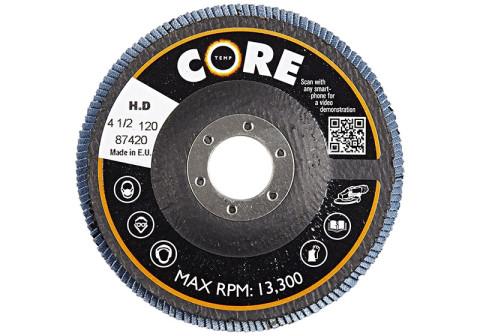 4.5 inch flap discs