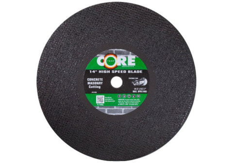 Concrete cutting wheels
