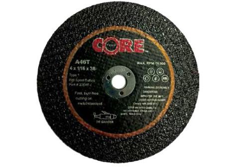 Bullard Abrasives 3 x 1//16 x 3//8 Metal Cut-Off Wheel for Die Grinder United USA